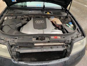 Zahnriemenwechsel Audi A6