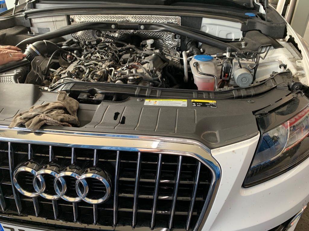 Audi Q5 Zahnriemenwechsel
