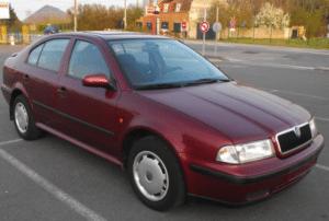 Škoda Octavia I (1U2)