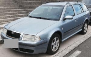 Škoda Octavia I Combi (1U5)