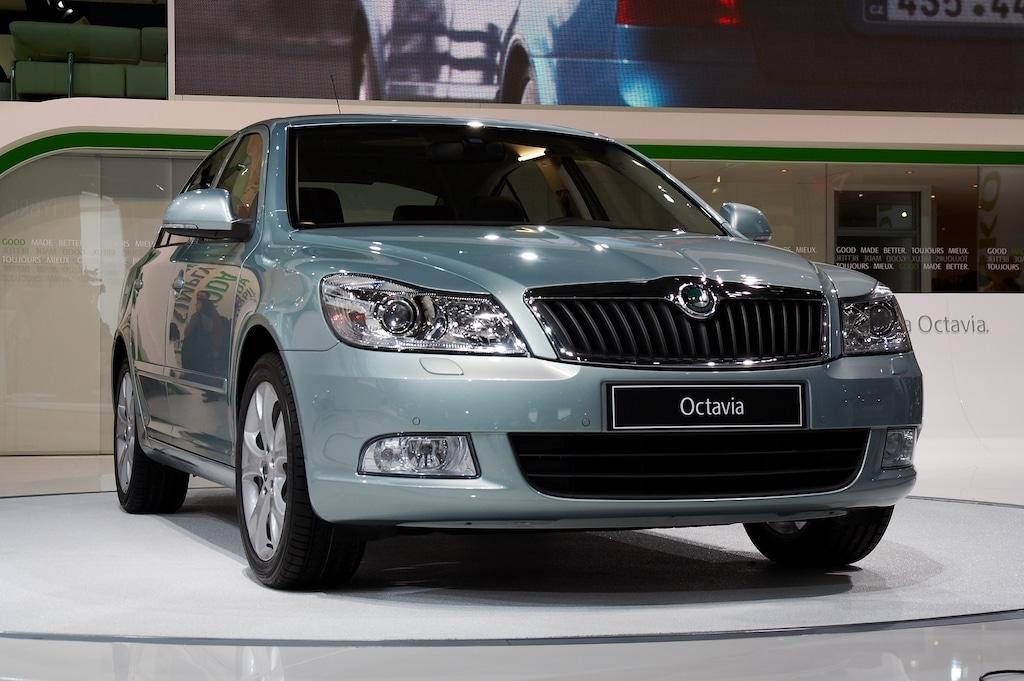 Zahnriemenwechsel Škoda Octavia II (1Z3)