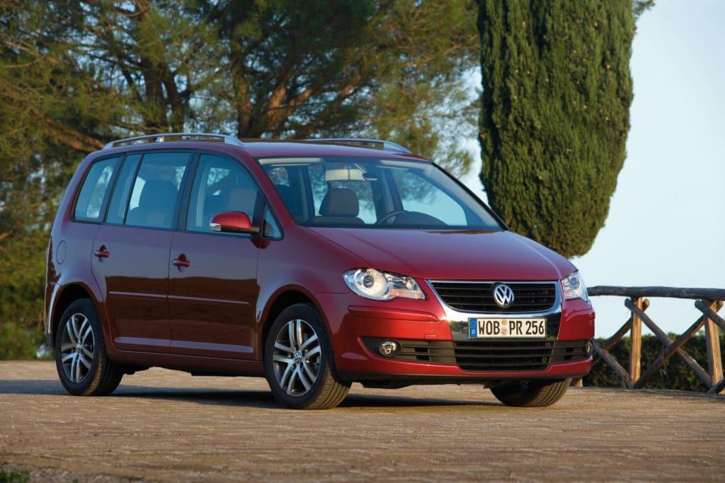 Zahnriemenwechsel VW Touran 1T2