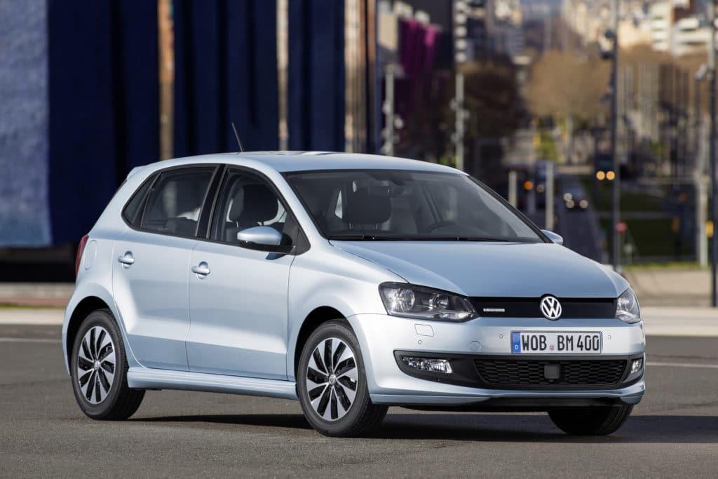 Zahnriemenwechsel beim Volkswagen Polo BlueMotion