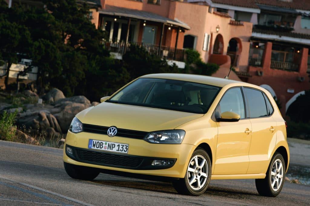 Zahnriemenwechsel beim VW Polo 1.6 TDi