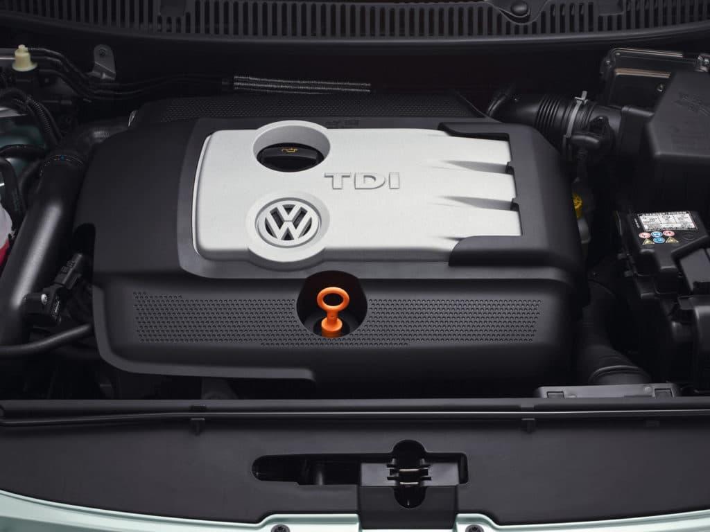 Zahnriemenwechsel beim VW Polo mit TDi-Motor