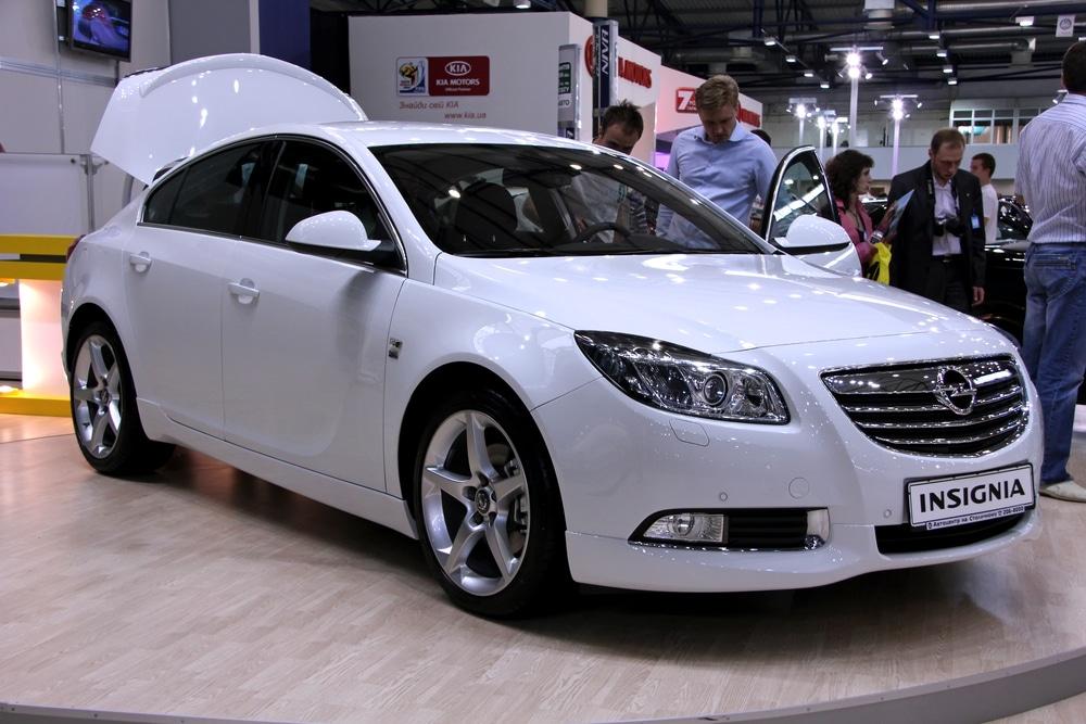 Zahnriemenwechsel Opel Insignia