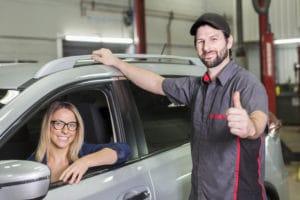 Zahnriemenwechsel und mehr in der Werkstatt beim VW Polo checken