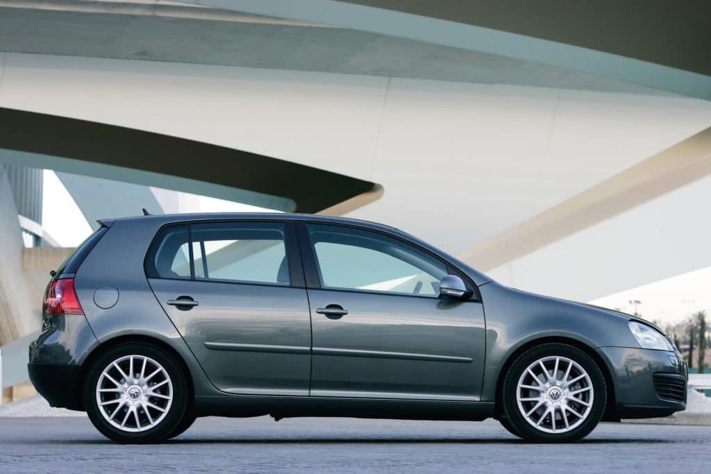 VW Gof 5 GTI