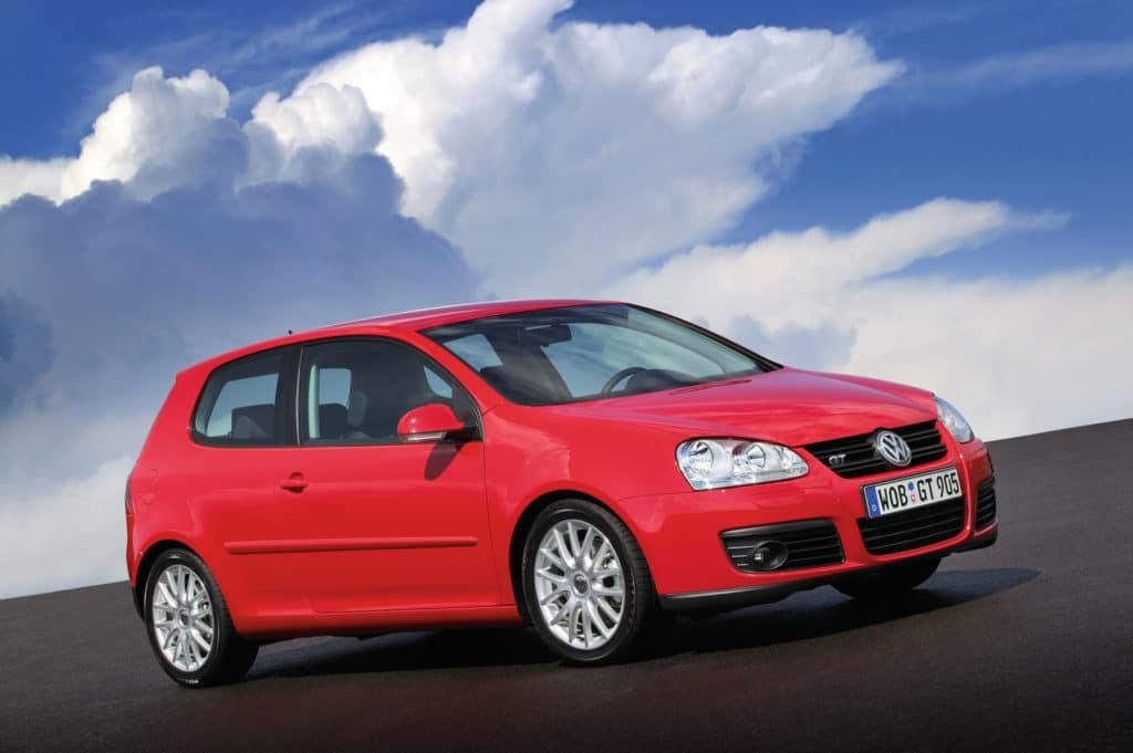 VW schreibt Intervalle für den Zahnriemenwechsel beim Golf 5 vor