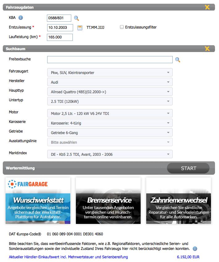 Was Ist Mein Auto Noch Wert Kostenlos Berechnen Adac : fahrzeugbewertung kostenlos schwacke liste was ist mein auto wert ~ Themetempest.com Abrechnung