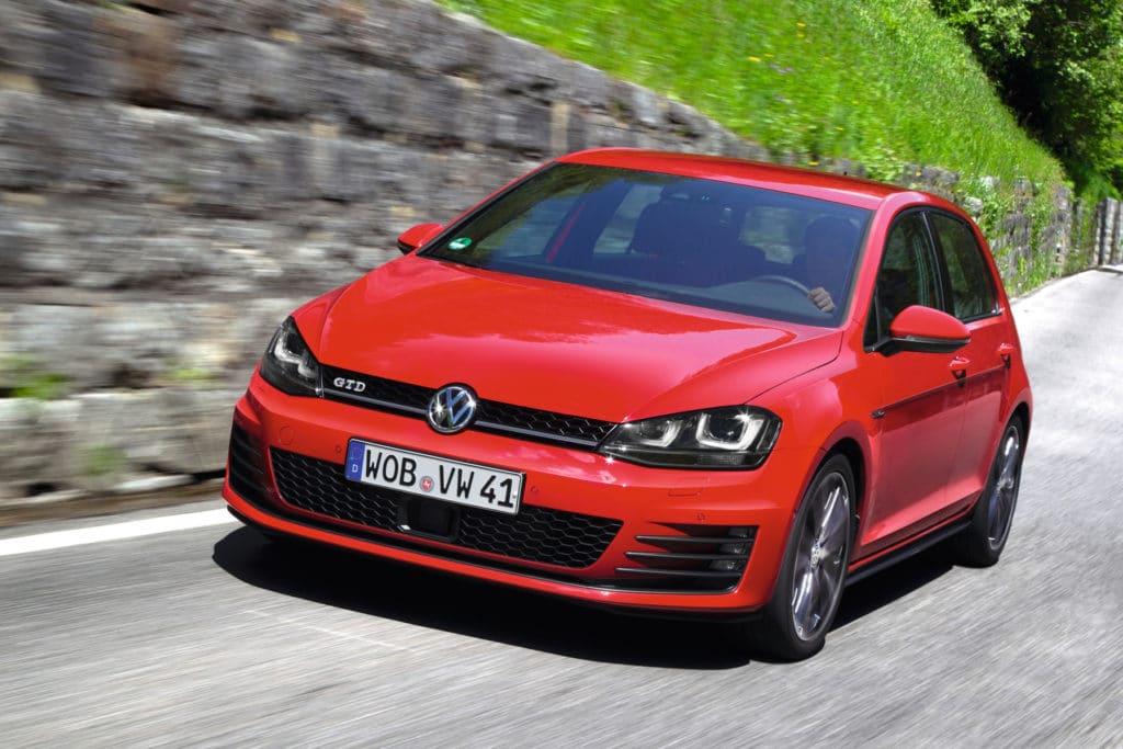 Zahnriemenwechsel beim VW Golf 7 mit GTD-Motor