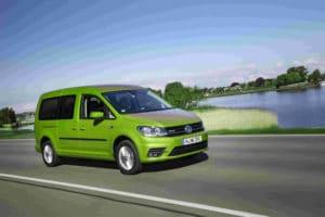 Informationen zum Service beim VW Caddy
