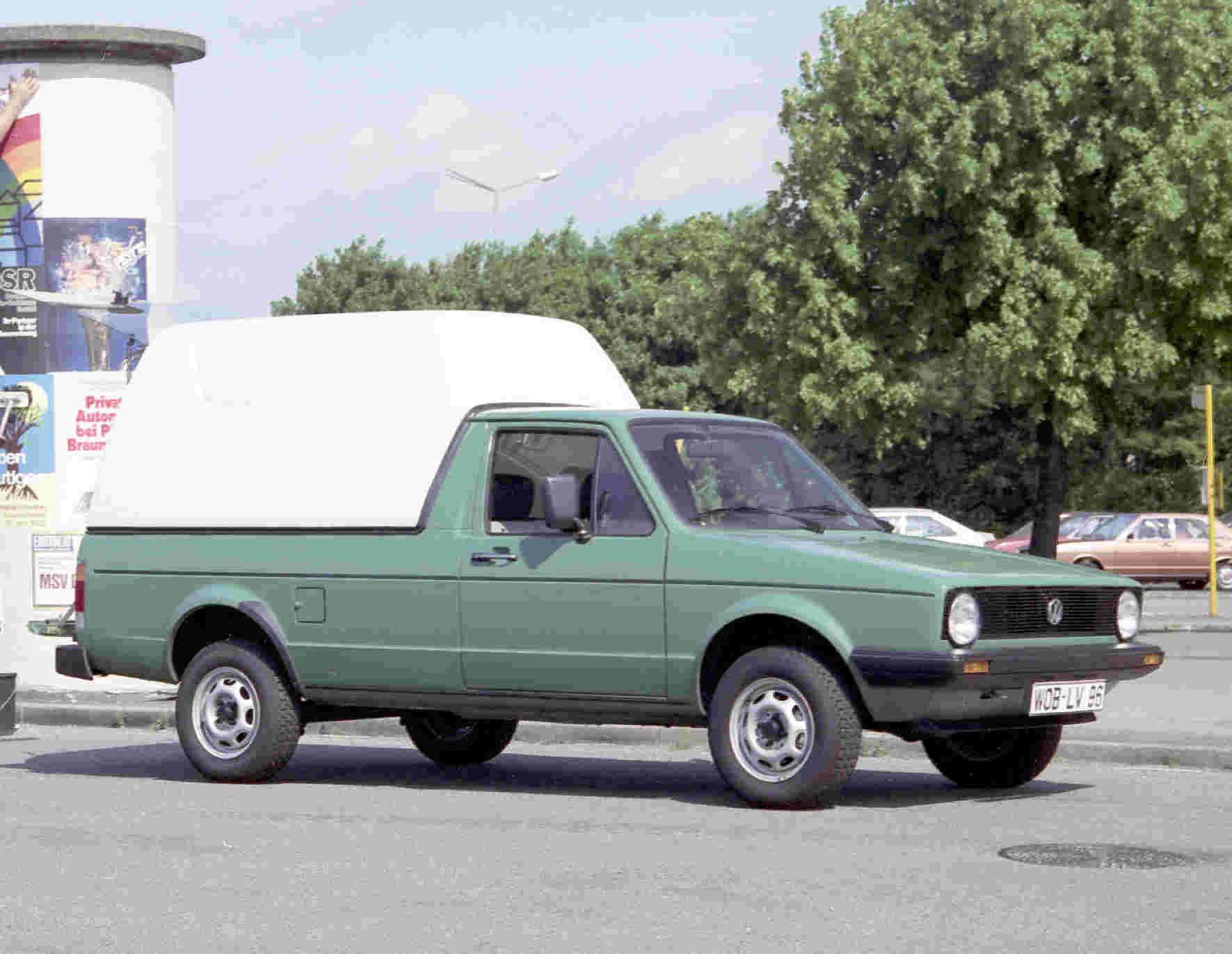 Zahnriemenwechsel beim VW Caddy I