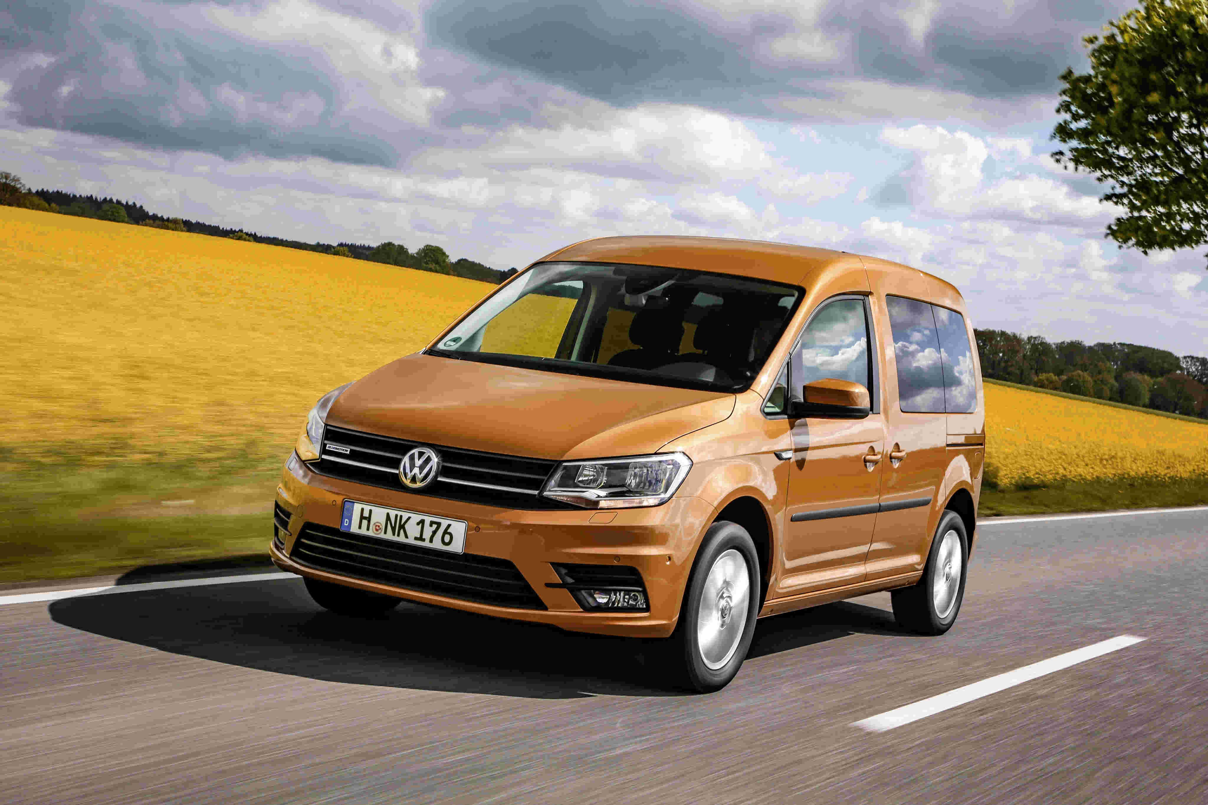 Zahnriemenwechsel beim VW Caddy II