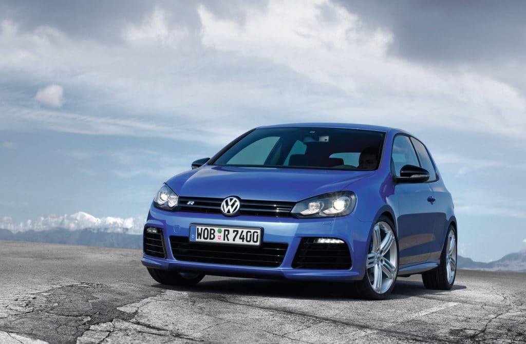 Zahnriemenwechsel VW Golf 7 R