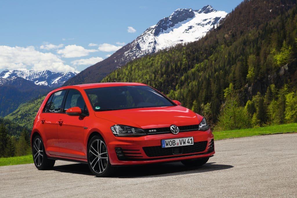 Zahnriemenwechsel VW Golf 7