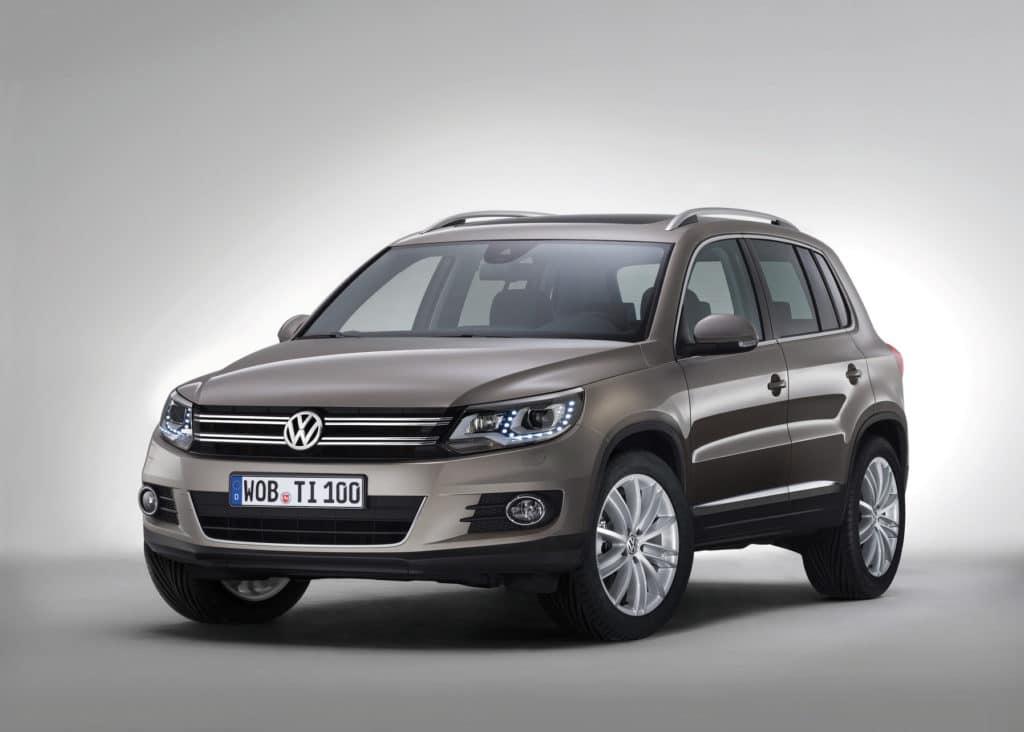 Zahnriemenwechsel beim VW Tiguan 5N1