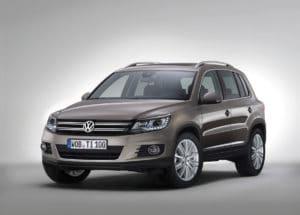 Zahnriemenwechsel bei VW Tiguan 5N