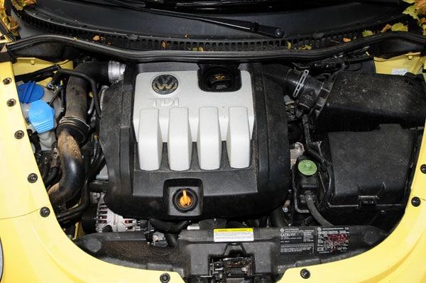 Der Zahnriemenwechsel beim VW Beetle verursacht Kosten in unterschiedlicher Höhe