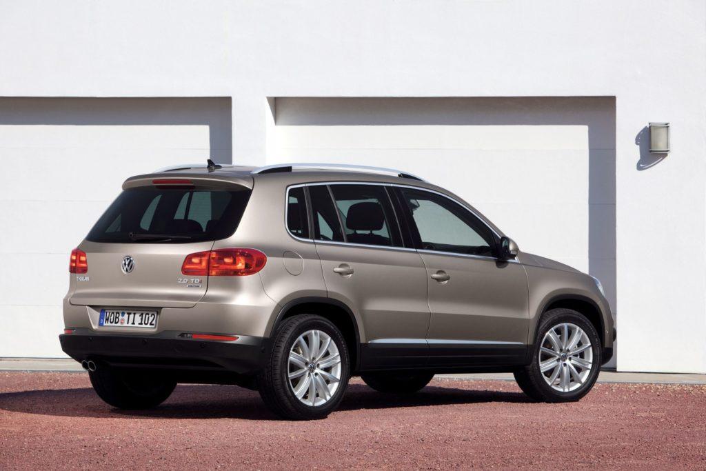 <strong>VW TIGUAN (5N_)09/2007 – 08/2009</strong>