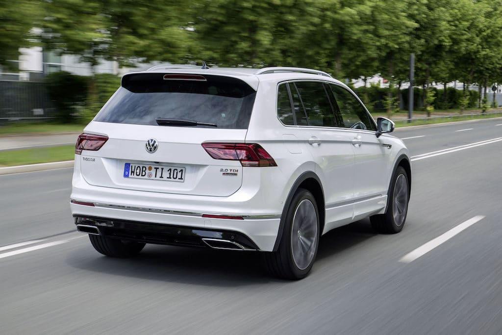 <strong>VW TIGUAN (AD1) 01/2016 – heute</strong>