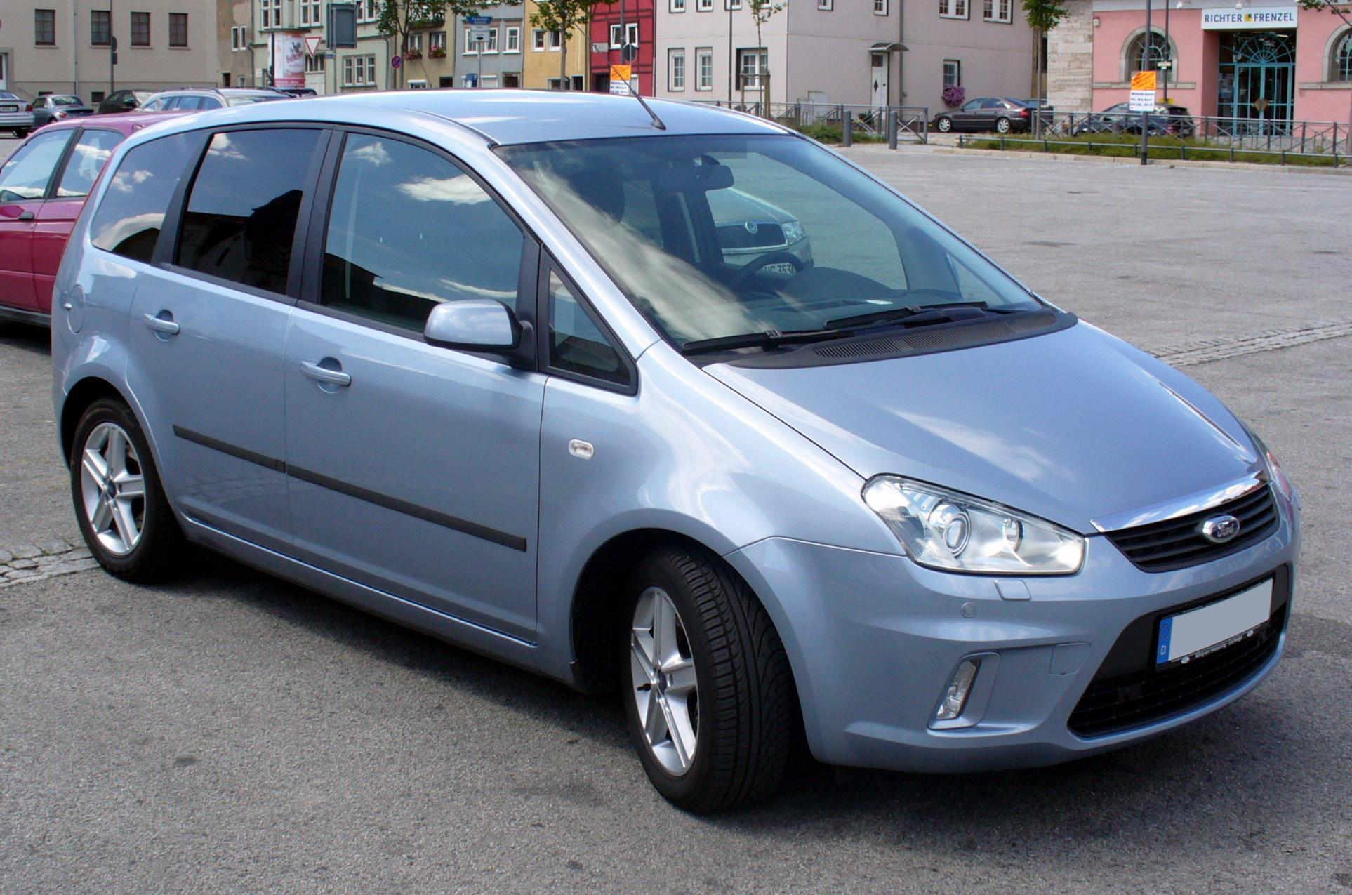 Zahnriemenwechsel beim Ford C-Max I Benziner