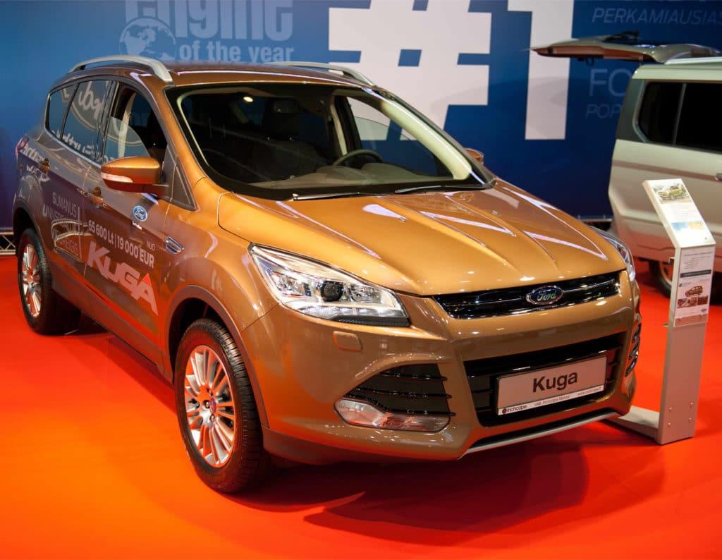 Wechsel des Zahnriemens beim Ford  Kuga  I 2.0 TDCi