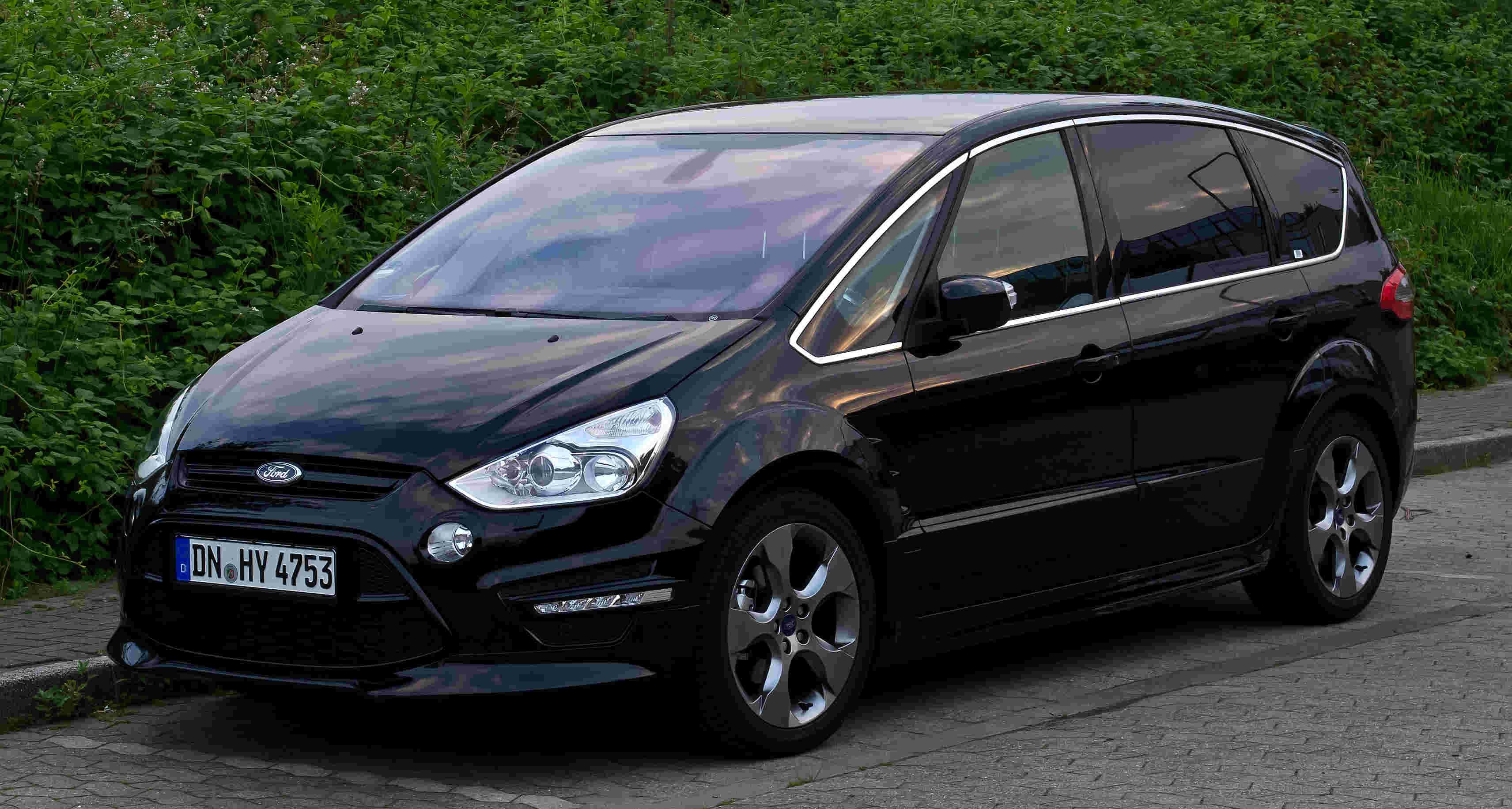 Zahnriemenwechsel beim Ford S-Max 2.0 BiTurbo