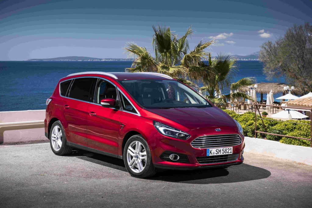 Ford S-Max ST