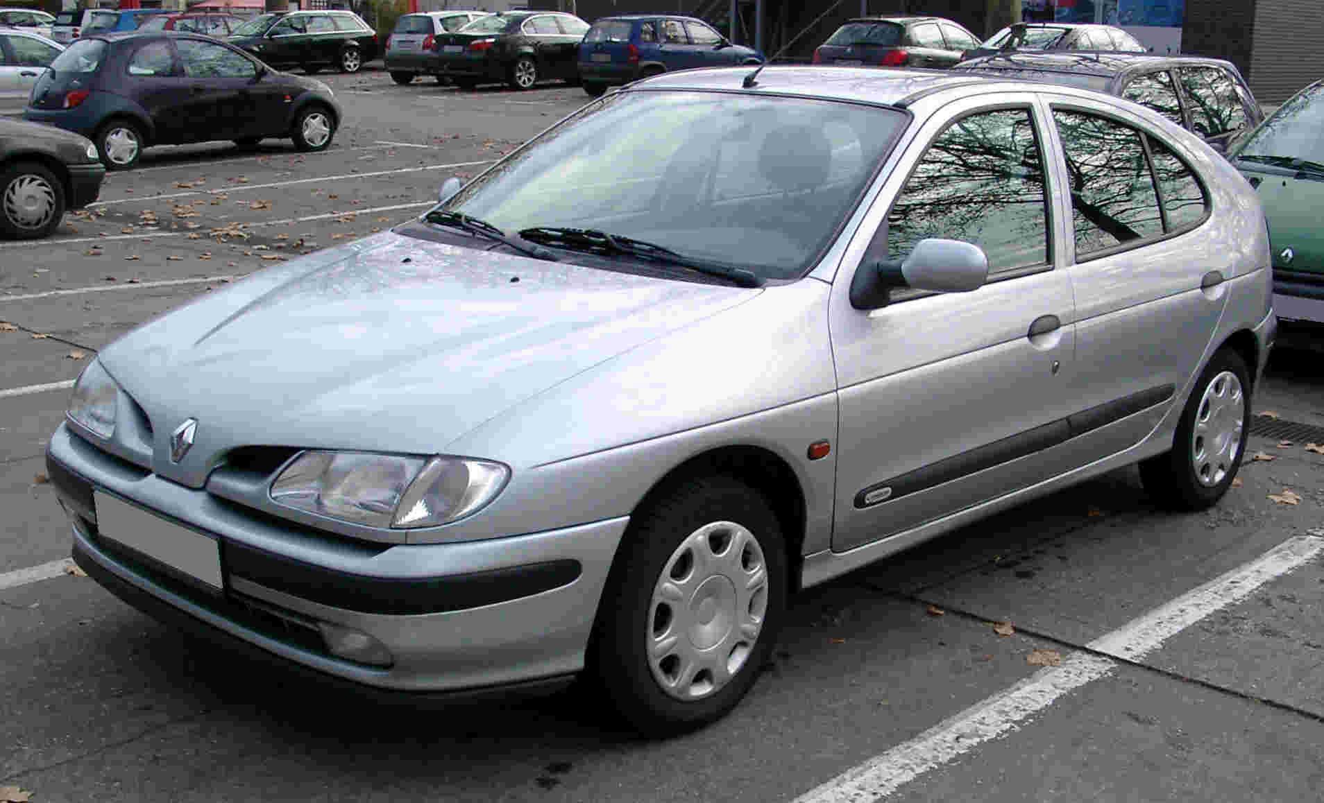 Zahnriemenwechsel beim Renault Megane I
