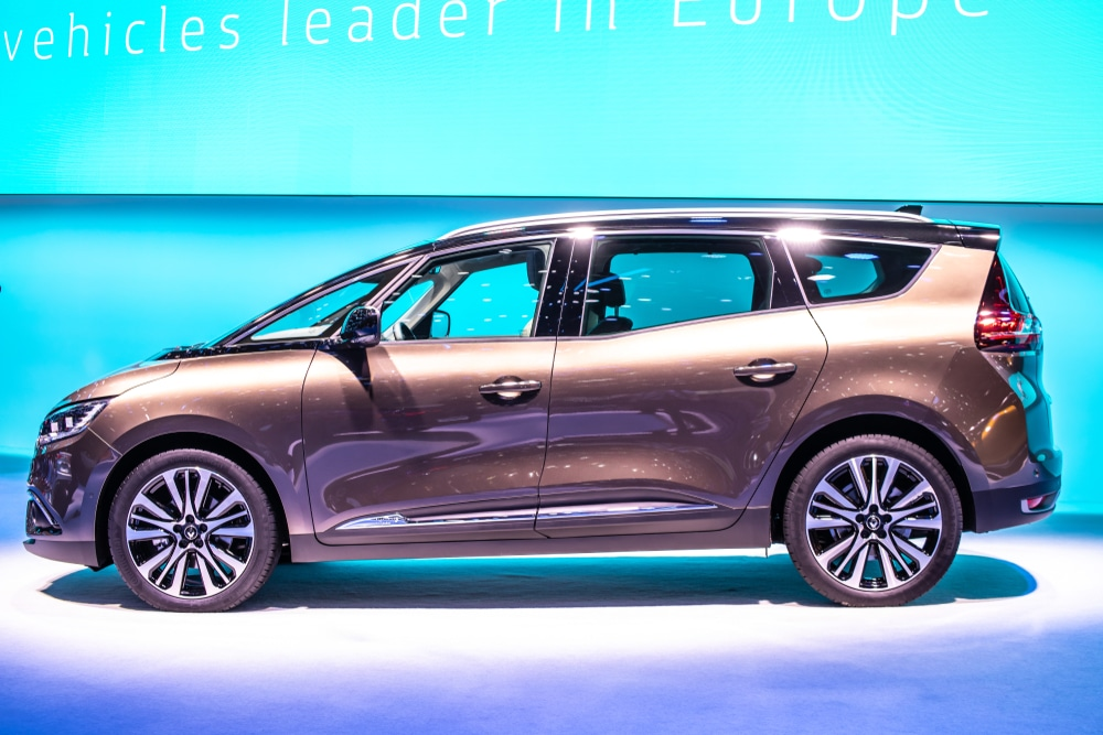 Zahnriemenwechsel Renault Scenic