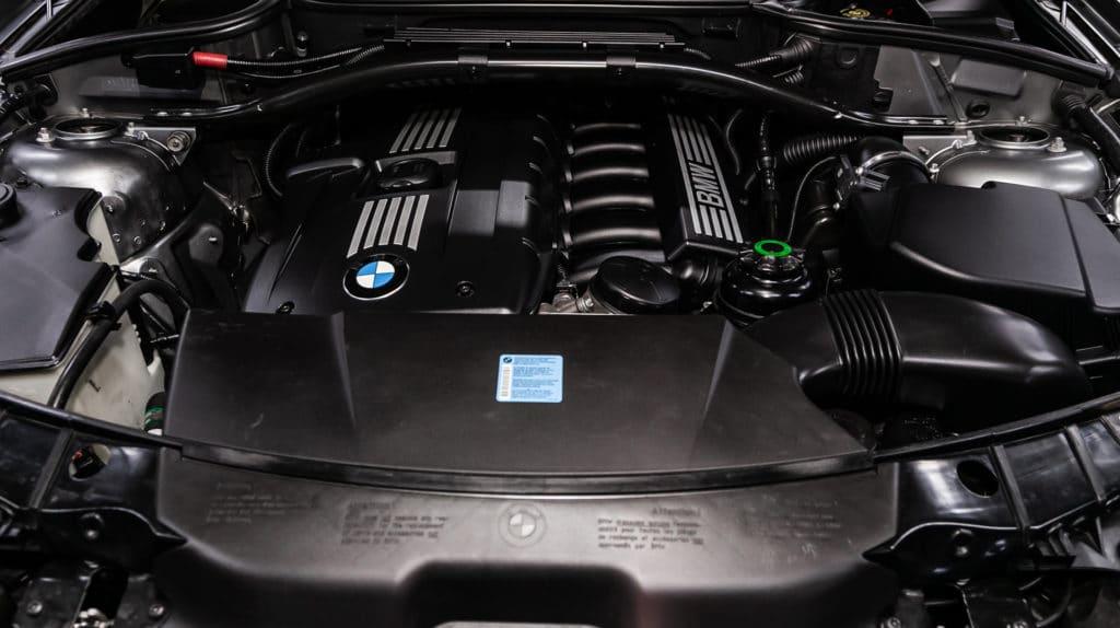 Ölwechsel BMW X3