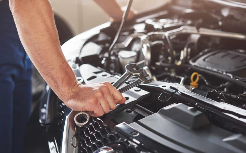 Inspektionen beim Hyundai i10 können in allen Kfz-Werkstätten erfolgen