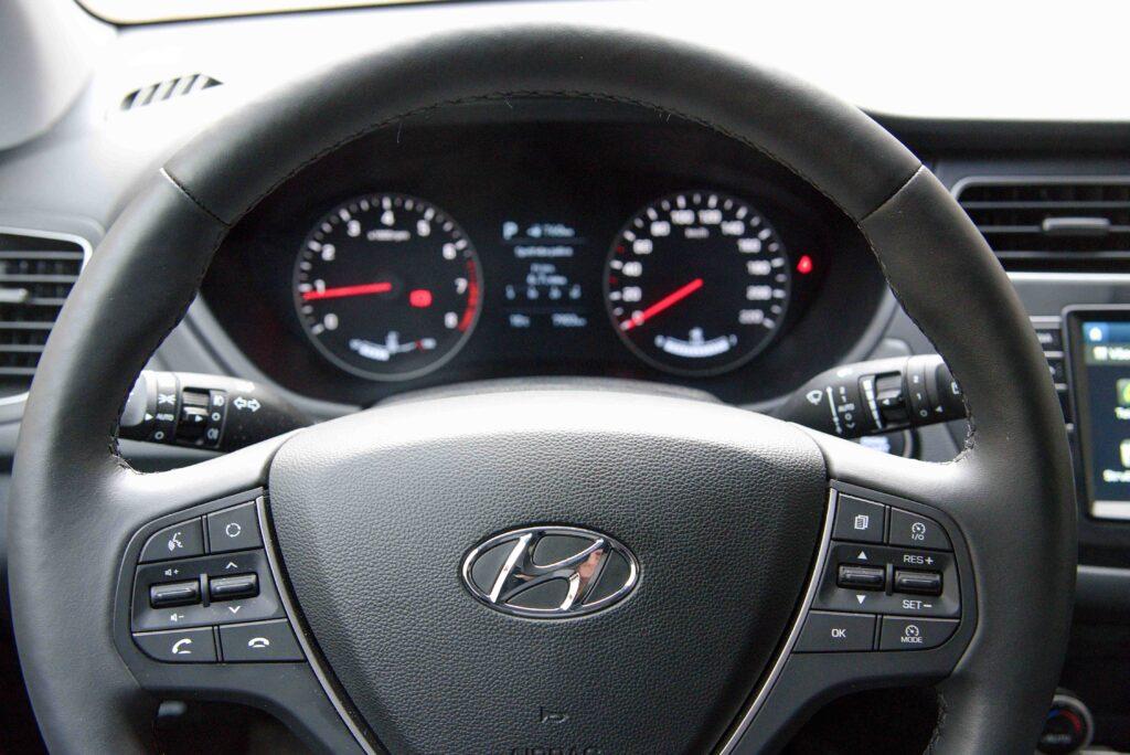 Beim Hyundai i10 gibt es gleichmäßige Inspektionsintervalle