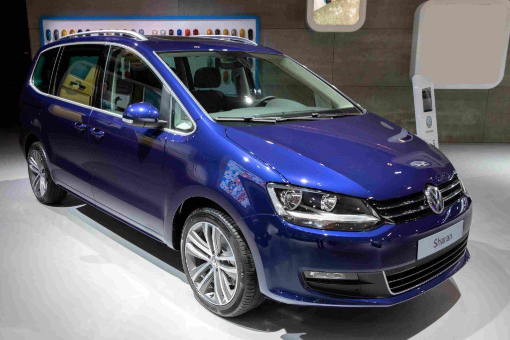 Nach der Erstinspektion gelten beim VW Sharan flexible Wartungsintervalle