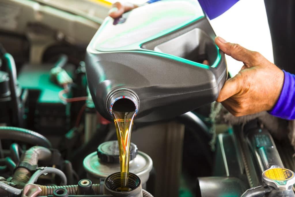 Ölwechsel Volvo S80