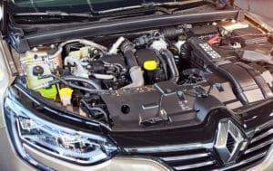 Renault Megane Ölwechsel