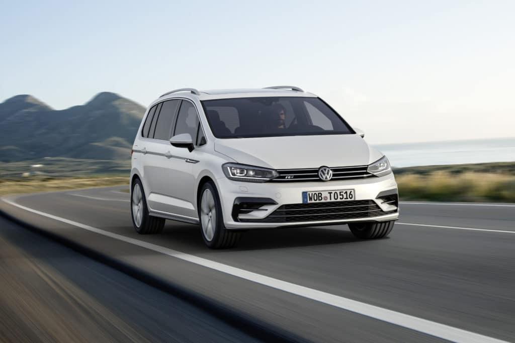 VW Touran (5T1)