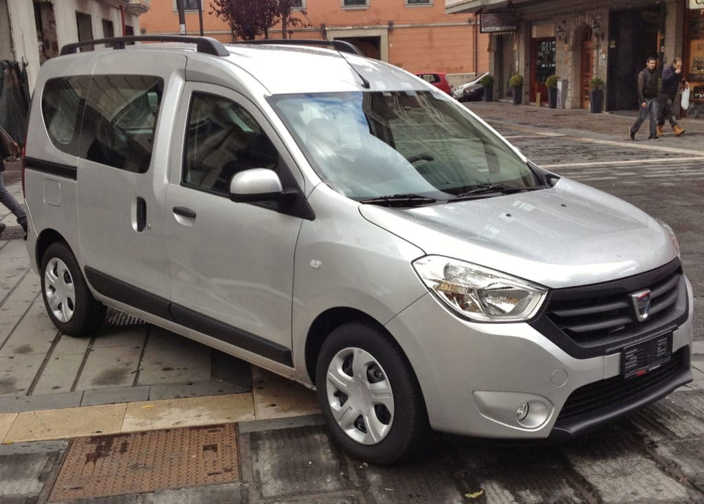 Zahnriemenwechsel Dacia Dokker 1.5 dCi