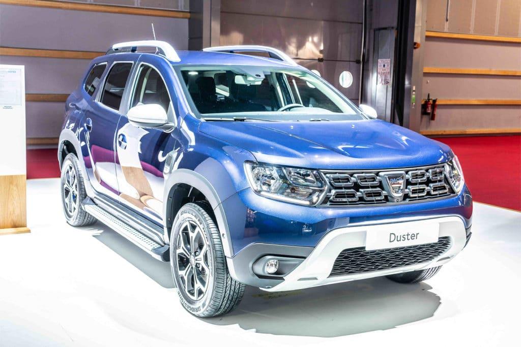 Dacia Duster 1.5 dCi (Baujahr 2013)