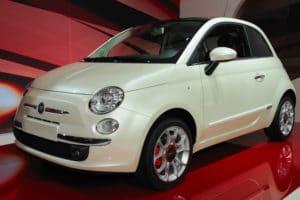Fiat 500 mit 1.2 Benzinmotor