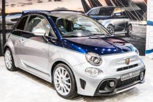 Fiat 500 1.4 Abarth 595