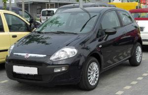 Zahnriemenwechsel beim Fiat Punto Evo