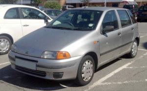Zahnriemenwechsel beim Fiat Punto I