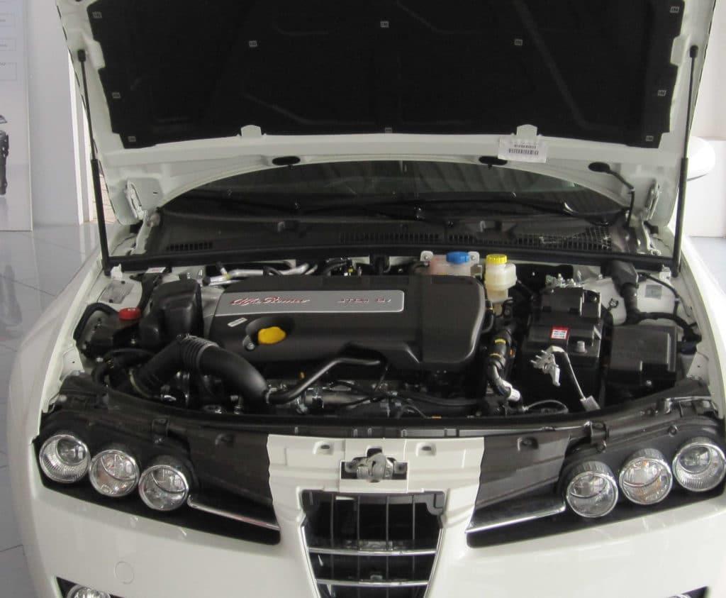 Der Zahnriemenwechsel beim Alfa Romeo ist bei einigen Modellen recht aufwendig