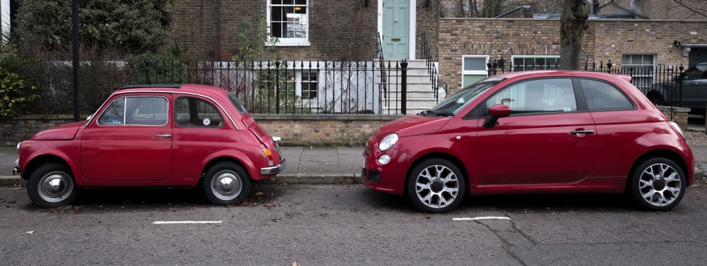 Zahnriemenwechsel Fiat 500
