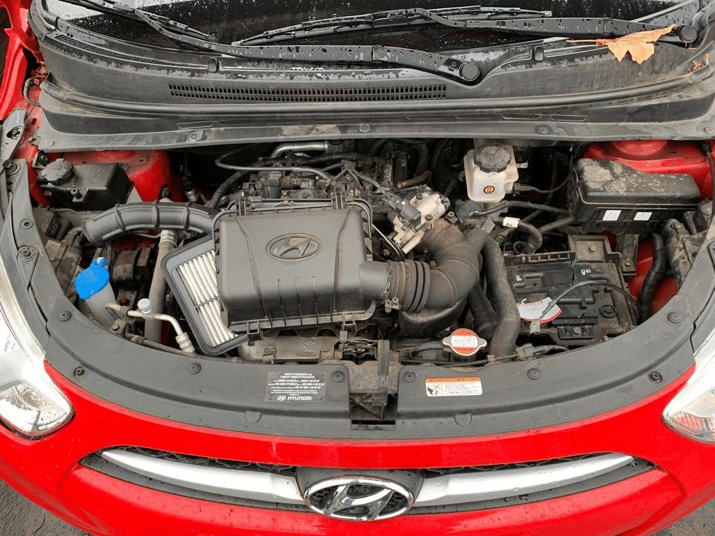 Der Zahnriemenwechsel beim Hyundai i10 verursacht Kosten in unterschiedlicher Höhe