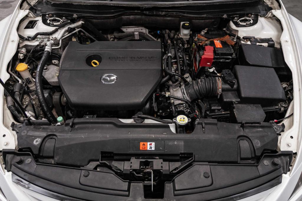 Zahnriemenwechsel Mazda 6