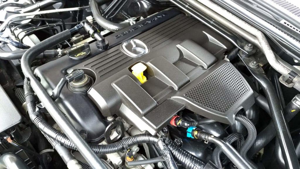 Der Zahnriemenwechsel beim Mazda MX-5 erfordert einen gewissen Aufwand