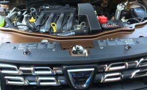 Zahnriemen wechseln beim Dacia Duster